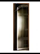 Газовая пьезо, черный лак (MFH-67-24b)