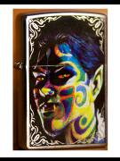 Зажигалка Zippo Face Painting