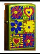 Зажигалка Zippo Funky Flowers