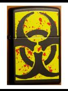 Зажигалка Zippo Опасность