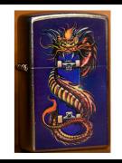 Зажигалка Zippo Skate Dragon