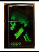 Зажигалка Zippo Skeleton Shouting