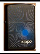 Зажигалка Zippo Синий взрыв