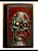 Зажигалка Zippo Trevco Zombie