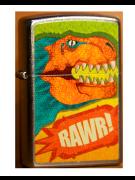 Зажигалка Zippo Динозавр