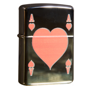 Зажигалка Zippo Ace of Hearts