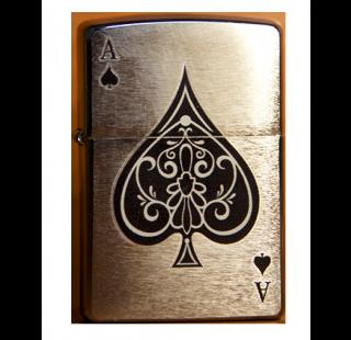 Зажигалка Zippo Ace of Spades