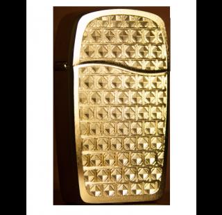 Зажигалка Zippo Blu Golden Hologram Фото 1