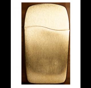 Зажигалка Zippo Blu Vertical Gold Фото 2