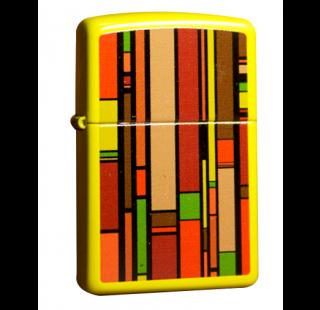 Зажигалка Zippo Цветные блоки