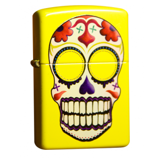 Зажигалка Zippo Day of the Dead