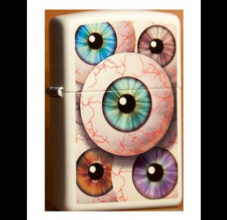 Зажигалка Zippo Eyeballs