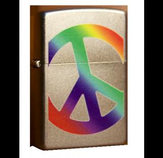 Зажигалка Zippo Мир