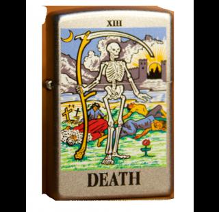 Зажигалка Zippo Card of Death