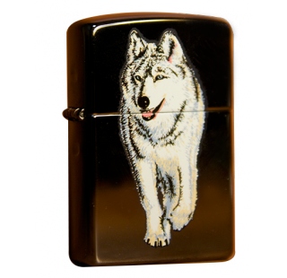 Зажигалка Zippo Волк